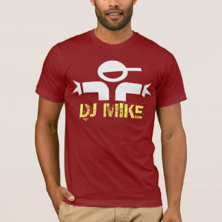 Personalized Disc Jockey / Deejay / DJ t-shirt