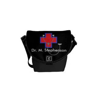 Personalized Doctor Bag Mini Messenger Bag