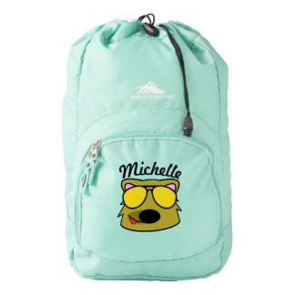 Personalized Doggone Dog Backpack