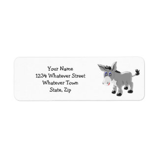 Personalized Donkey Design