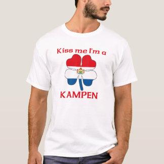 Personalized Dutch Kiss Me I'm Kampen T-Shirt