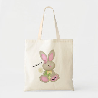 Personalized Easter Egg Hunting Bag