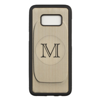 Personalized Elegant and Unique Carved Samsung Galaxy S8 Case