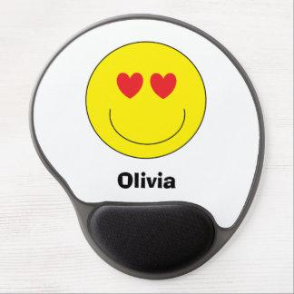 Personalized Emoji Gel Mousepad