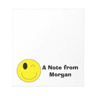 Personalized Emoji Notepad