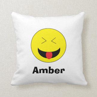 Personalized Emoji Pillow