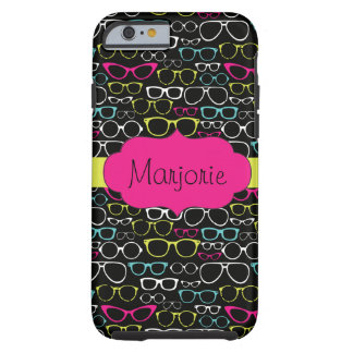 Personalized Eyeglasses Print Cell Phone Case