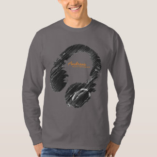 personalized fashion DJ T-Shirt