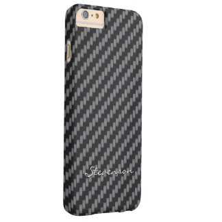 Personalized Fiber Barely There iPhone 6 Plus Case