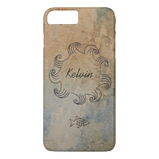 Personalized Fishing Ocean Hobby Case-Mate iPhone Case