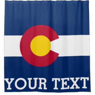 Personalized Flag of Colorado