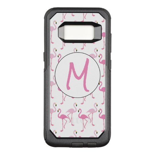 Personalized Flamingo Wallpaper Background Otterbox Samsung Galaxy