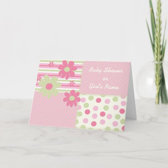 Personalized Flower Girl Cards
