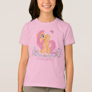 Personalized Fluttershy T-Shirt