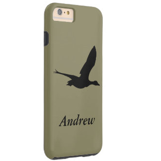 Personalized Flying Duck Cell Phone Case