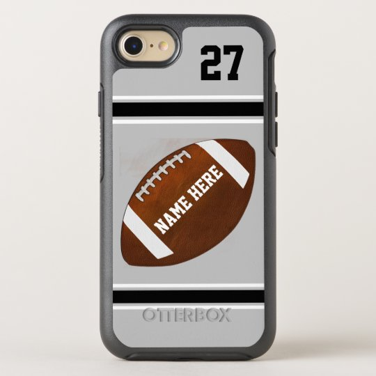 Personalized Football Phone Cases Your Text,