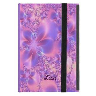 Personalized Fractal Flower iPad Mini Case