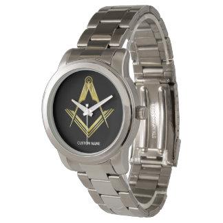 Personalized Freemason Gifts | Masonic Watches