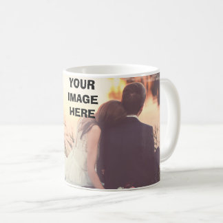 Personalized full picture coffee mug
