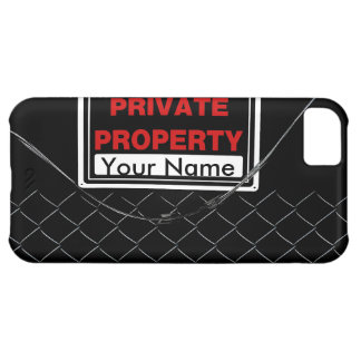 Personalized Fun Cool Unique Monogram Perfect Gift Case For iPhone 5C