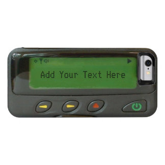 Personalized Funny 90s Old School Pager