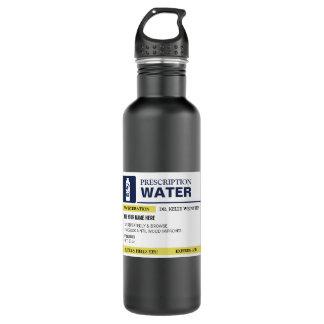 Personalized Funny Prescription Water 710 Ml Water Bottle