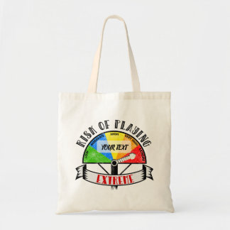 Personalized Funny Sport or Music design Tote Bag