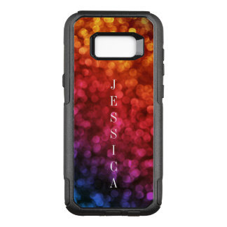 Personalized Galaxy 7 Edge Case | Bokeh Lights