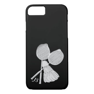 Personalized Gift for Badminton Player Case-Mate iPhone Case