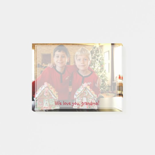 Personalized Gifts For Grandma Post-it® Notes