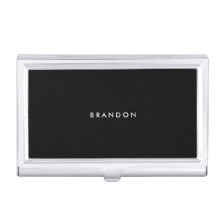 Personalized Gifts For Men Business Card Holders