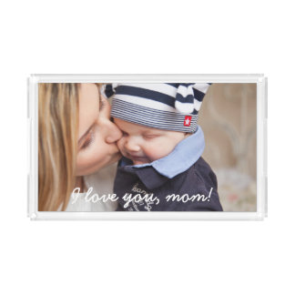 Personalized Gifts For Mom Small Serving Trays Perfume Tray