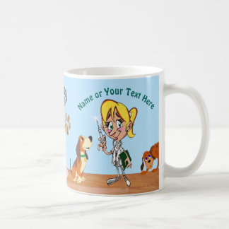 Personalized Gifts for Your Veterinarian, Funny Coffee Mug