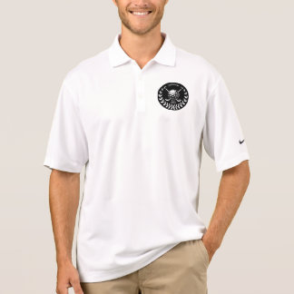 Personalized golfer stylish golf logo polo shirt