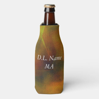 Personalized Graduation Can or Bottle Cooler