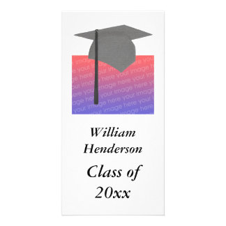 Personalized Graduation photo cards