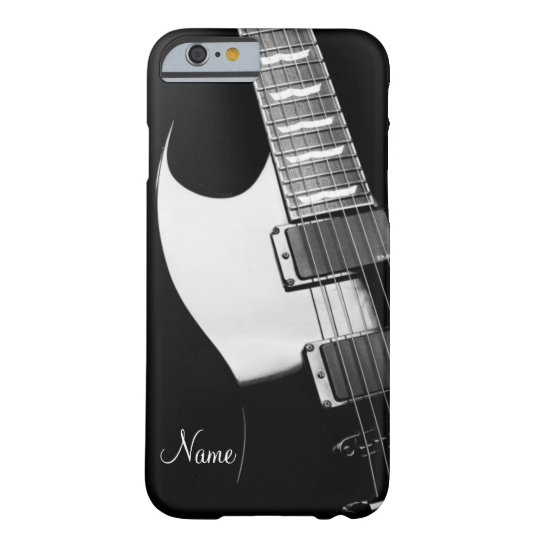 Personalized Guitar Case for iPhone 6 case