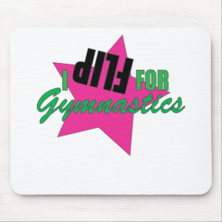 Personalized GYMNASTICS Gifts Mouse Pad