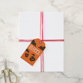 Personalized Halloween Party Favor & Gift | Tag