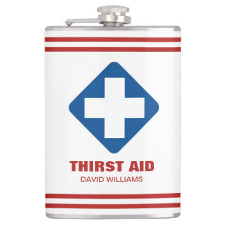 Personalized Hip Flask Funny Custom Hip Flask