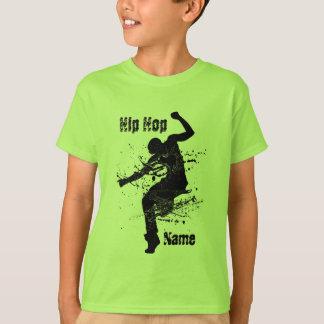 Personalized Hip Hop Dancer T-Shirt