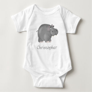 Personalized Hippo T-Shirt