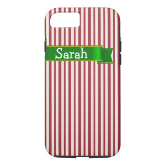 Personalized Holiday Package Design iPhone Case