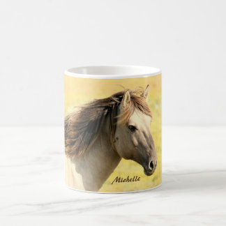 Personalized Horse Coffee Mug