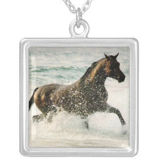 Personalized Horse Photo  Necklace
