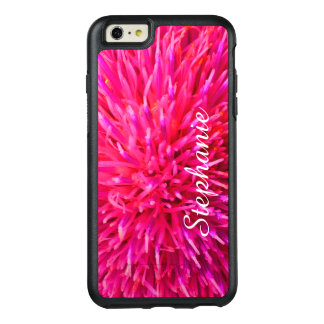 Personalized Hot Pink Abstract Apple iPhone 6 Plus OtterBox iPhone 6/6s Plus Case