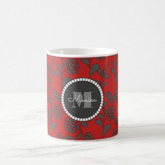 Personalized Hungarian Folk Art Coffee Mug