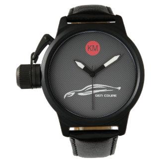 Personalized Hyundai Genesis Coupe Watch