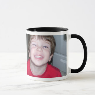 Personalized I Love My Dad Photo Mug