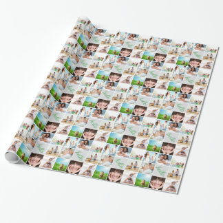 Personalized Instagram Photo Wrapping Paper